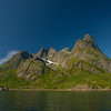 Rørhoptindan, Lofoten, Norway