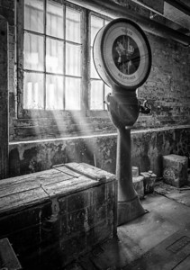 Lonaconing Silk Mill, Maryland ~ Read the whole Story @ http://goo.gl/QCAO8b