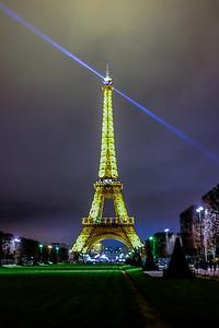 Eiffel Lightshow