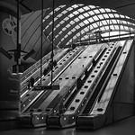 Canary Wharf Underground Station Entrance