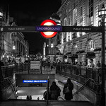 Piccadilly Circus Station Subway