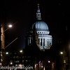 St Paul's Cathedral taken from Fleet Street