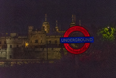 London Underground & Tower of London