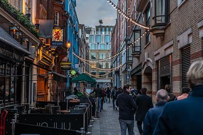 Kingly Street, London