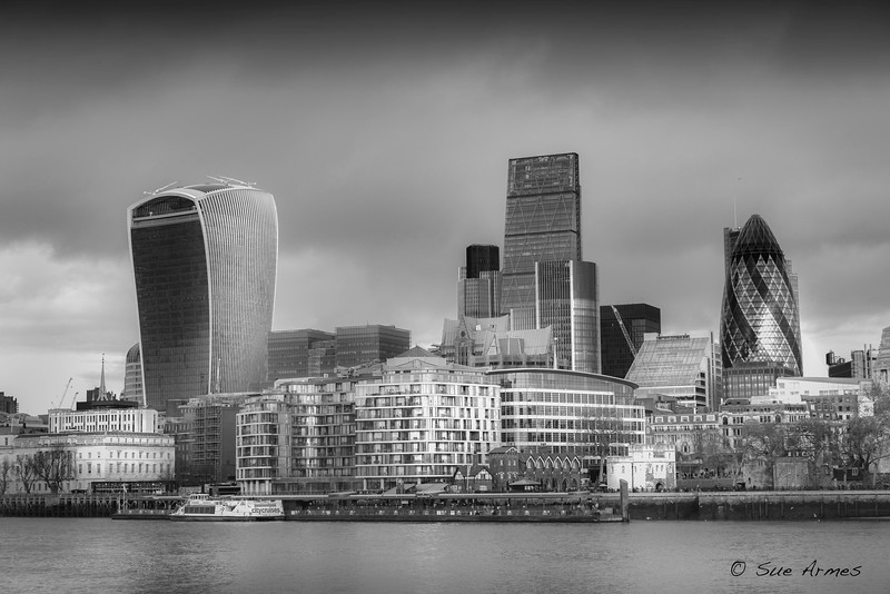 Thames Side View