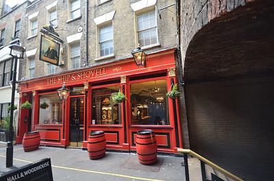 The Ship & Shovell Pub.