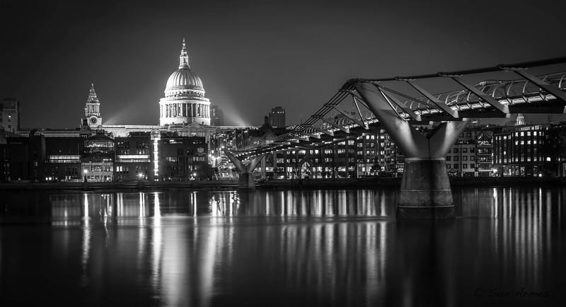 St Pauls Millennium Bridge