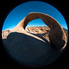 Whitney arch, 8mm nikon fisheye