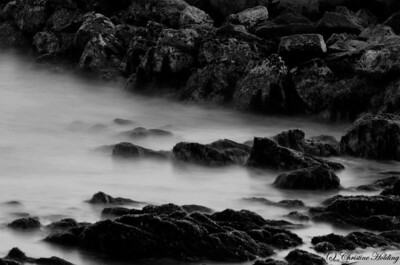 Long Exposure in Pacific Grove 2011