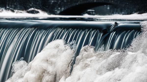 Icy falls II