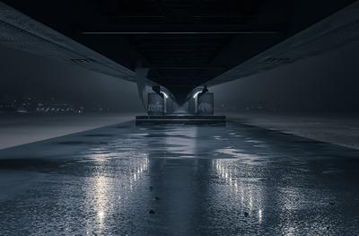 Evening mist III