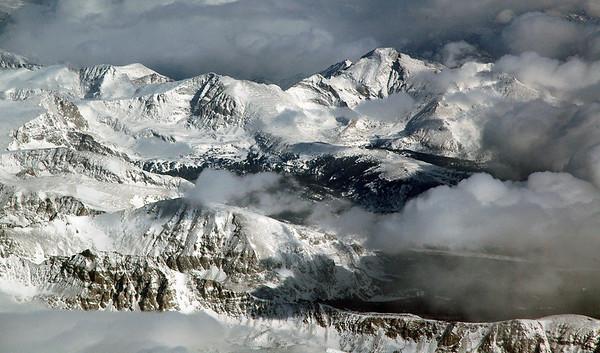 Longs Peak Views