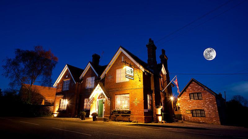 The Peat Spade Inn, Longstock.
