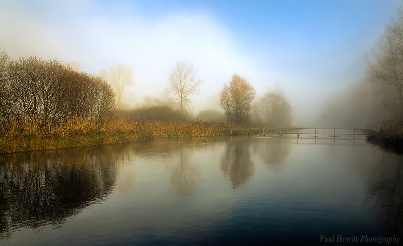 Fading Mist