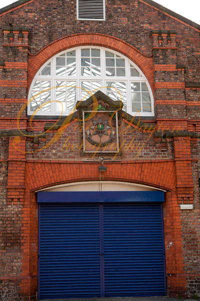 The Cheshire Regiment Drill Hall