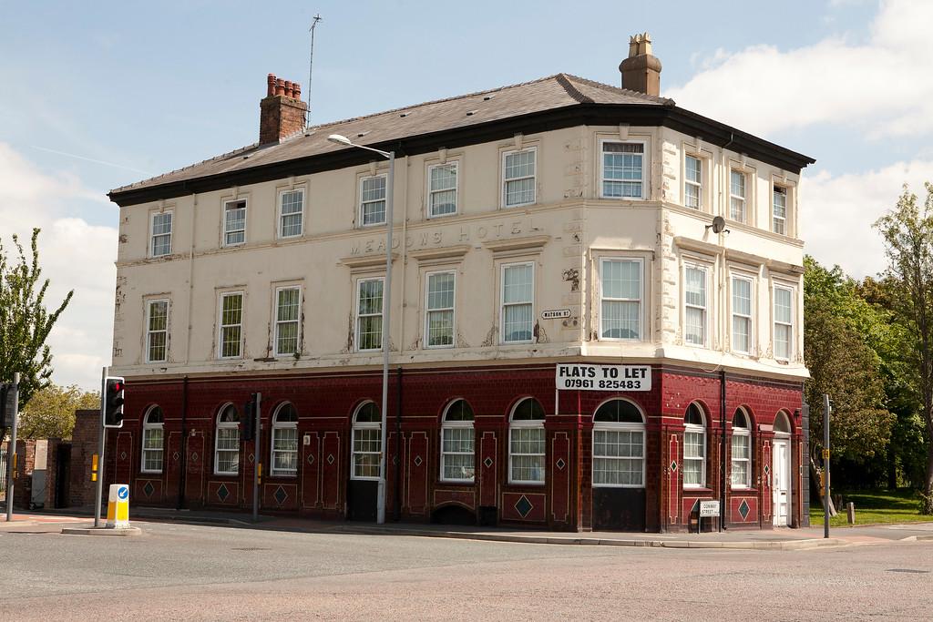 The Meadows Pub, Conway Street, Birkenhead