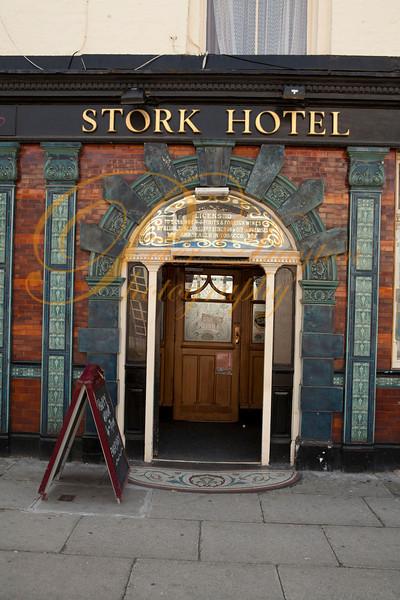 Stork Hotel, Birkenhead