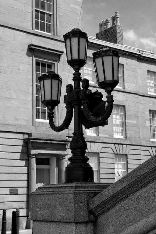 Lamplights, Birkenhead Town Hall, Merseyside