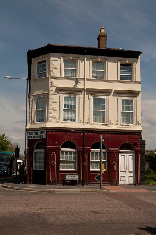the Meadows Pub, Birkenhead