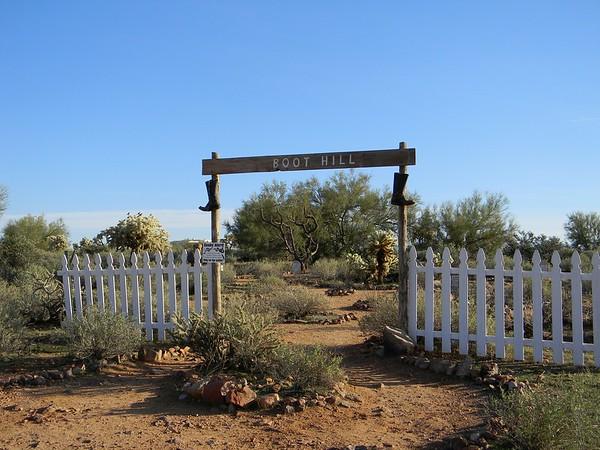 Lost Dutchmans Mine - Arizona 2-5-2011