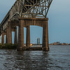 I-10 bridge ,  Lake Charles,  LA