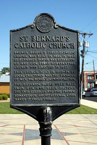 St Bernard's Catholic Church