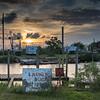 Boat launch -  Big Lake,  LA