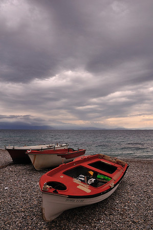 Diminio, Korinthos (Peloponnese) - Just before the storm<br />  Διμηνιό Κορινθίας - Λίγο πριν την καταιγίδα