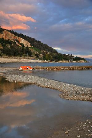 Anavros (Thessaly, near Volos) - Peaceful reflection  by the sea<br />  Άναυρος (Βόλος) - Ήρεμη αντανάκλαση κοντά στη θάλασσα