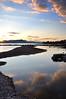 Anavros (Thessaly, near Volos) - Reflection  by the sea<br />  Άναυρος (Βόλος) - Αντανάκλαση κοντά στη θάλασσα