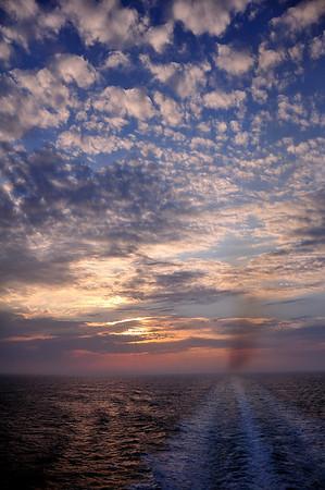 Adriatic Sea Sunset<br />  Ηλιοβασίλεμα στην Αδριατική