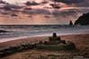 Agios Ioannis (Mount Pelion, Thessaly) - Abandoned castle in the sand<br />  Άγιος Ιωάννης (Πήλιο) - Παρατημένο κάστρο στην άμμο