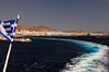 Leaving Tinos (central Aegean Sea)<br /> Φεύγοντας από την Τήνο