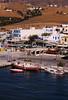Port of Andros island (Central Aegean Sea)<br /> Άνδρος, άποψη του λιμανιού
