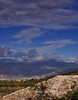 Paliouri (near Volos, Thessaly) - Abandoned traditional village near Volos (3km from Dimini) with manors made of stone, most of them destructed by the earthquakes of 1955-57.  Παλιούρι (Διμήνι Μαγνησίας) -  Κοντά στο Βόλο και σε απόσταση 3 χλμ. από το Διμήνι βρίσκεται εδώ και 200 χρόνια ο οικισμός του Παλιουρίου. Πρόκειται για ένα παραδοσιακό χωριό, ανάμεσα σε βουνά, το οποίο είναι χτισμένο εξολοκλήρου με πέτρες και το οποίο αναπτύχθηκε το 19ο αιώνα μέχρι τα μέσα του 20ου αιώνα. <br /> Όλα τα οικοδομήματα στο Παλιούρι, εκτός από εφτά κτίσματα που κατασκευάστηκαν μετά τους σεισμούς του 1955-57, είναι κατασκευασμένα και στεγασμένα με πέτρες από την περιοχή. <br /> Σήμερα στο Παλιούρι υπάρχουν γύρω στα εκατό σπίτια, τα περισσότερα από τα οποία είναι κατεστραμμένα.