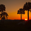 """Palmetto Dune Sunrise""<br /> Bradley Beach<br /> Ossabaw Island, GA"