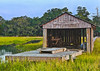 """Horse Island Boathouse""<br /> Rockville, SC"