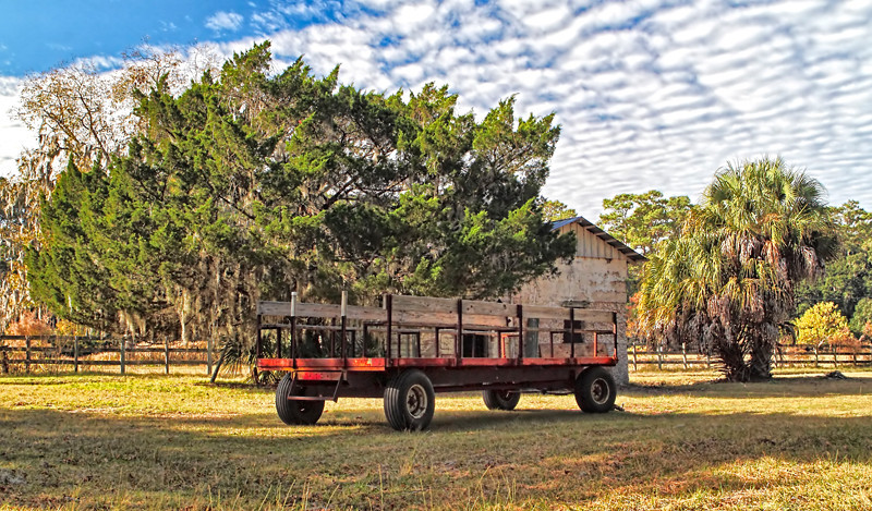Bunkhouse Grounds<br /> Ossabaw Island, GA