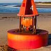 """Buoy #4""<br /> Bradley Beach<br /> Ossabaw Island, GA"
