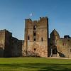 Ludlow Castle - Shropshire (February 2018)