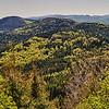 Massif du Sancy, vue du puys de Dôme - Puys de Dôme - France