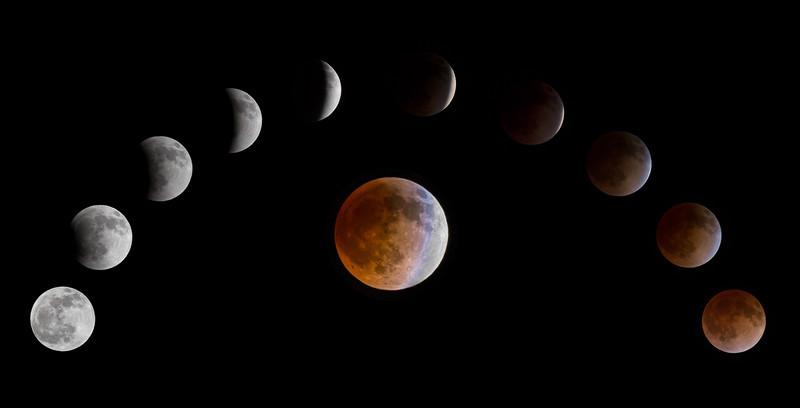 Lunar Eclipse 04-15-2014