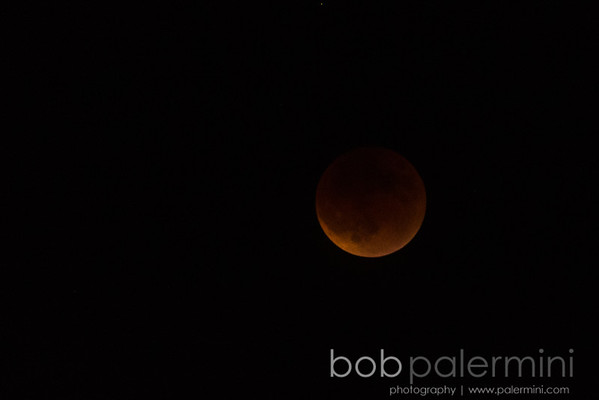 Lunar Eclipse from Glendale, California 9-27-15