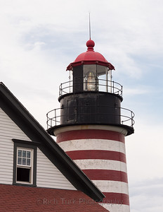 West  Quoddy Head Light, Lubec, Maine