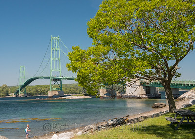 Deer Isle Bridge, Maine