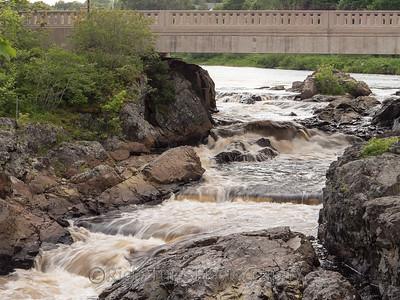 Bad Little Falls, Machias, Maine