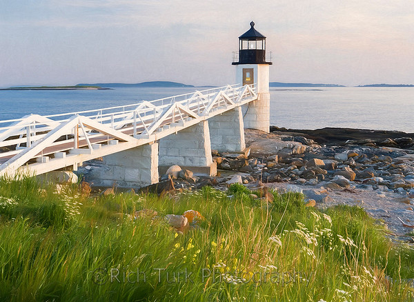 Marshall Point Light, Port Clyde,  Maine
