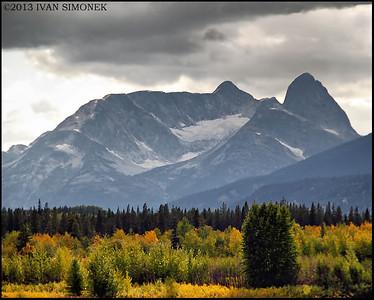"""COASTAL MOUNTAINS 4"",B.C.,Canada."