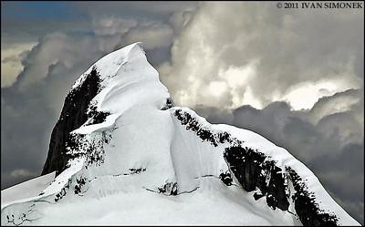 """COASTAL MOUNTAINS 10"",B.C.,Canada."