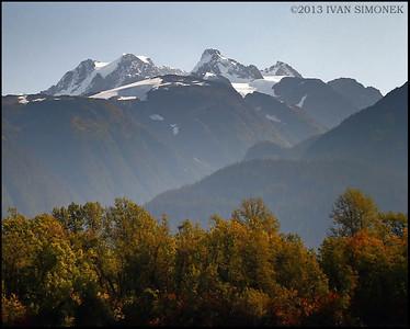 """COASTAL MOUNTAINS 2"",B.C.,Canada."